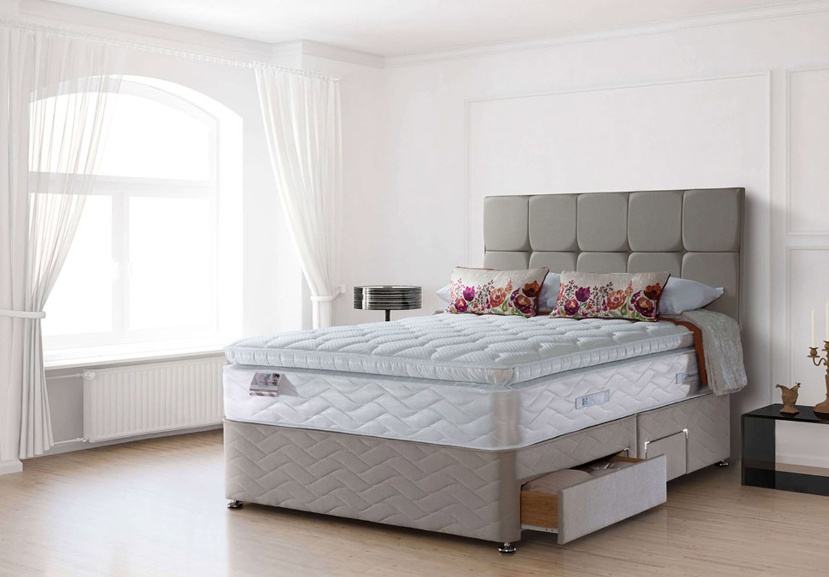 silentnight sealy top quality discount beds glasgow